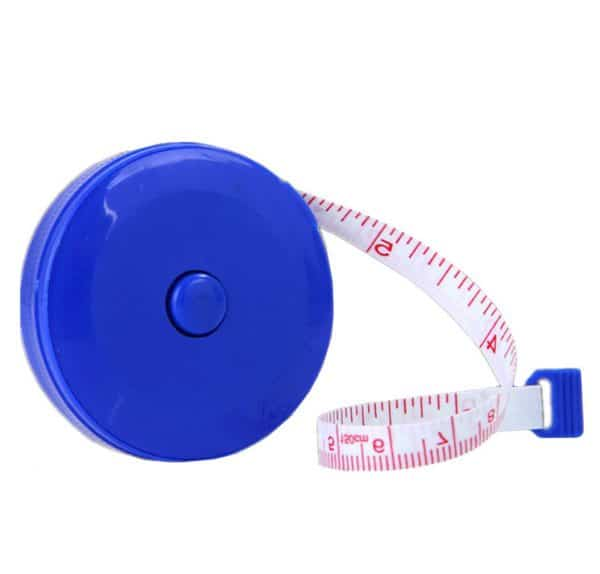 rectractable body tape measure
