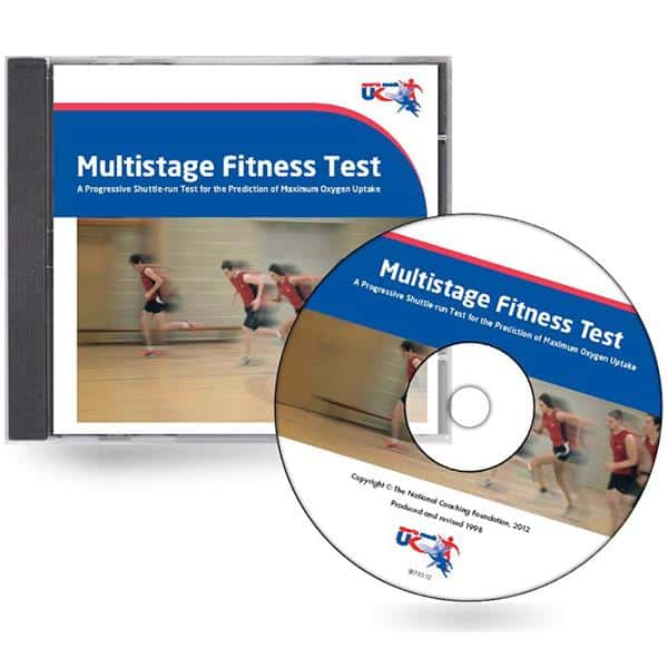 multi stage fitness test