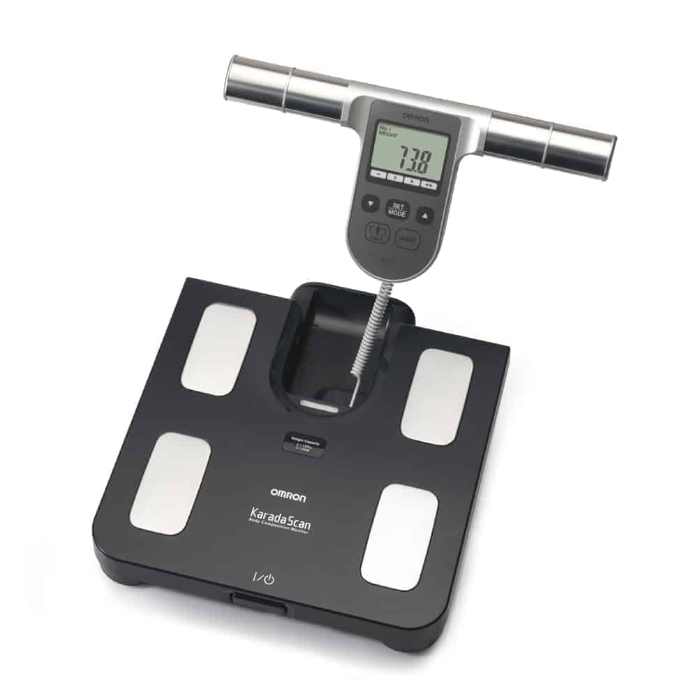 Omron BF508 Segmental Body Composition Monitor