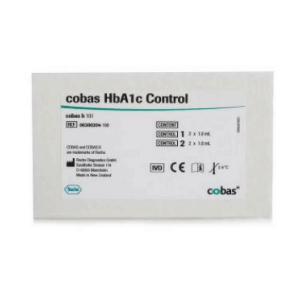 cobas hba1c control