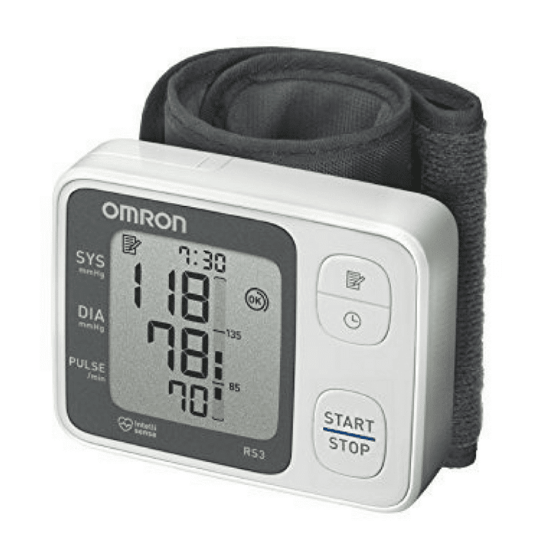 Omron RS3 Blood Pressure Monitor