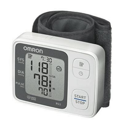 Omron RS3 Blood Pressure Monitor