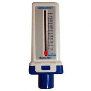 Vitalograph peak flow meter