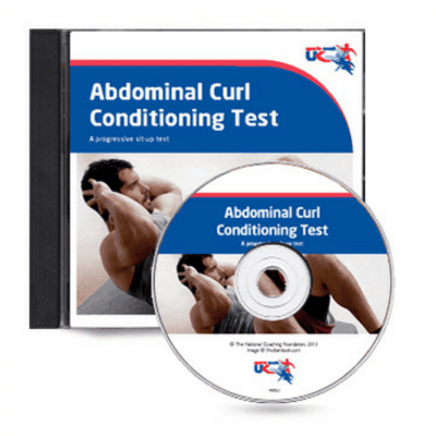 NCF abdominal conditioning test CD & MP3