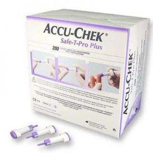 Roche Accu-Check Lancets (200pc)