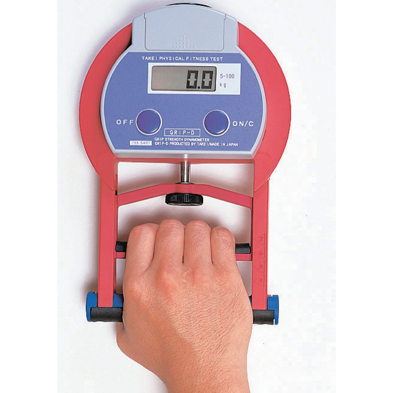 Hand Dynamometer Test : Takei digital hand grip dynamometer free delivery