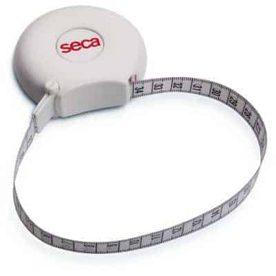 Seca 201 Extractable Measure Tape