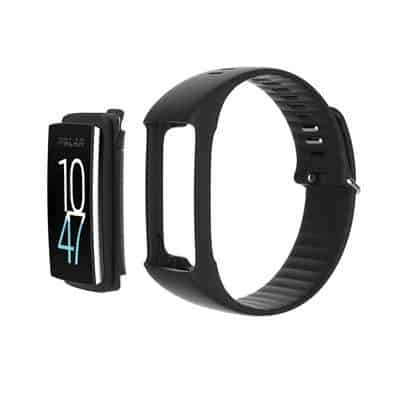 Polar A360 Fitness Tracker - Black (Medium)