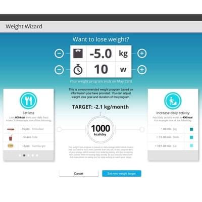 Polar Balance Connected Smart Scale