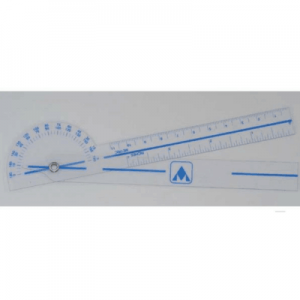Goniometer 180 Degrees (17cm)