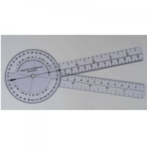 Small Goniometer 20 cm or 8 inches