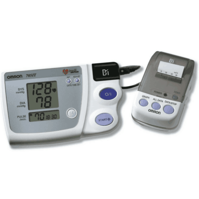 Omron 705CP2 Upper Arm BPM with Printer