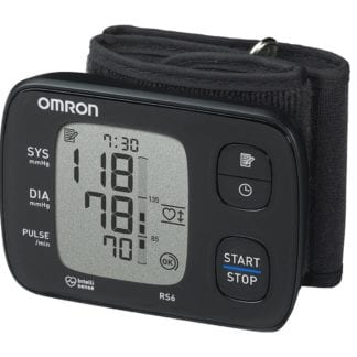 Omron RS6 Wrist Blood Pressure Monitor