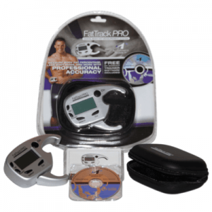 FatTrack Pro Digital Body Fat Management System
