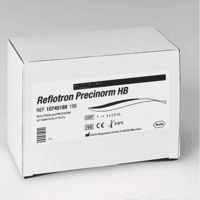 Reflotron Precinorm hb Kit