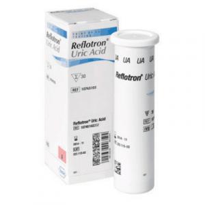 Reflotron Uric Acid Test (30 Strips)