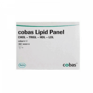 Cobas b 101 Lipid Panel 10pc