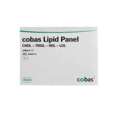 Cobas b 101 Lipid Panel 10pc