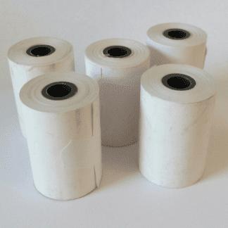 Omron Thermal Printer Paper Rolls (5 Pack)