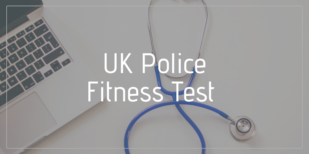 uk police fitness test